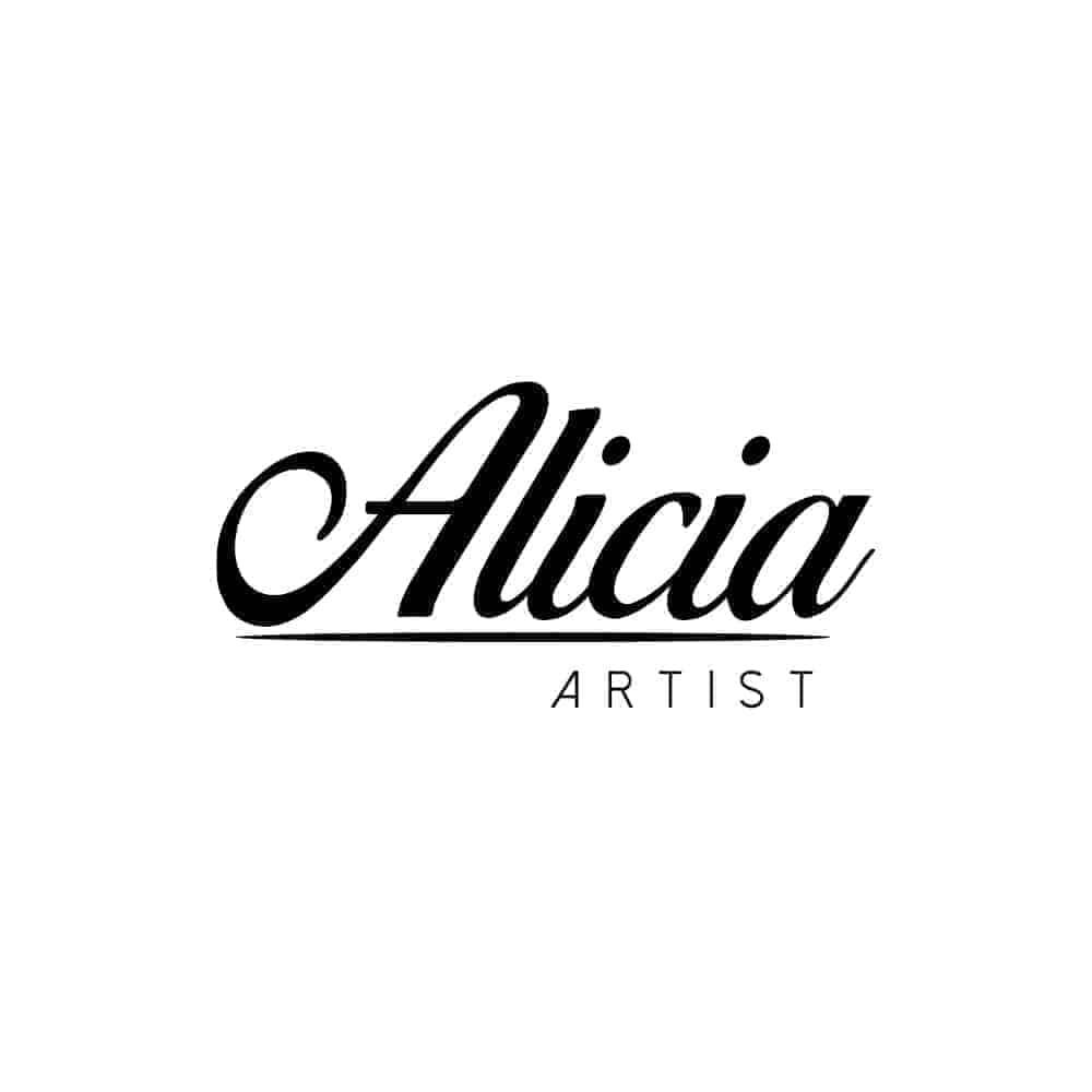 eviory minimal logo & badge - Alicia