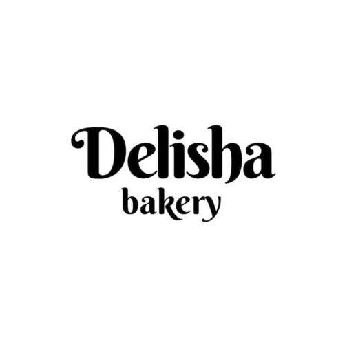 eviory minimal logo & badge - Delisha