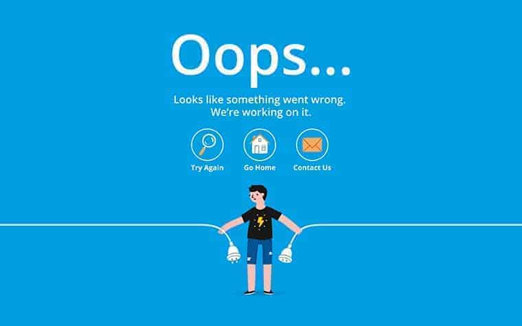 monthly website maintenance web page design