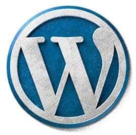 wordpress website logo freelance