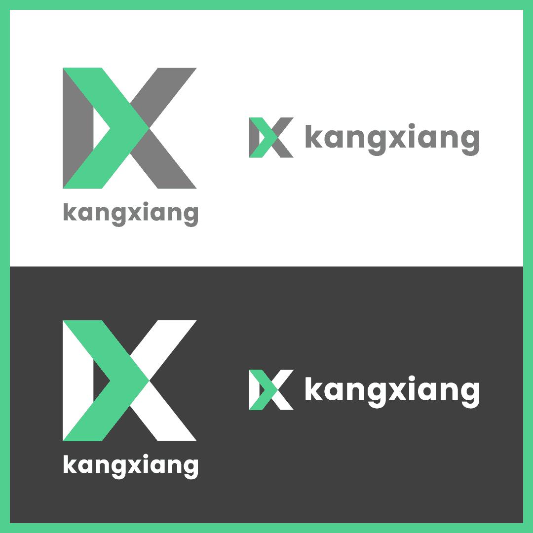 kangxiang logo in 2 version
