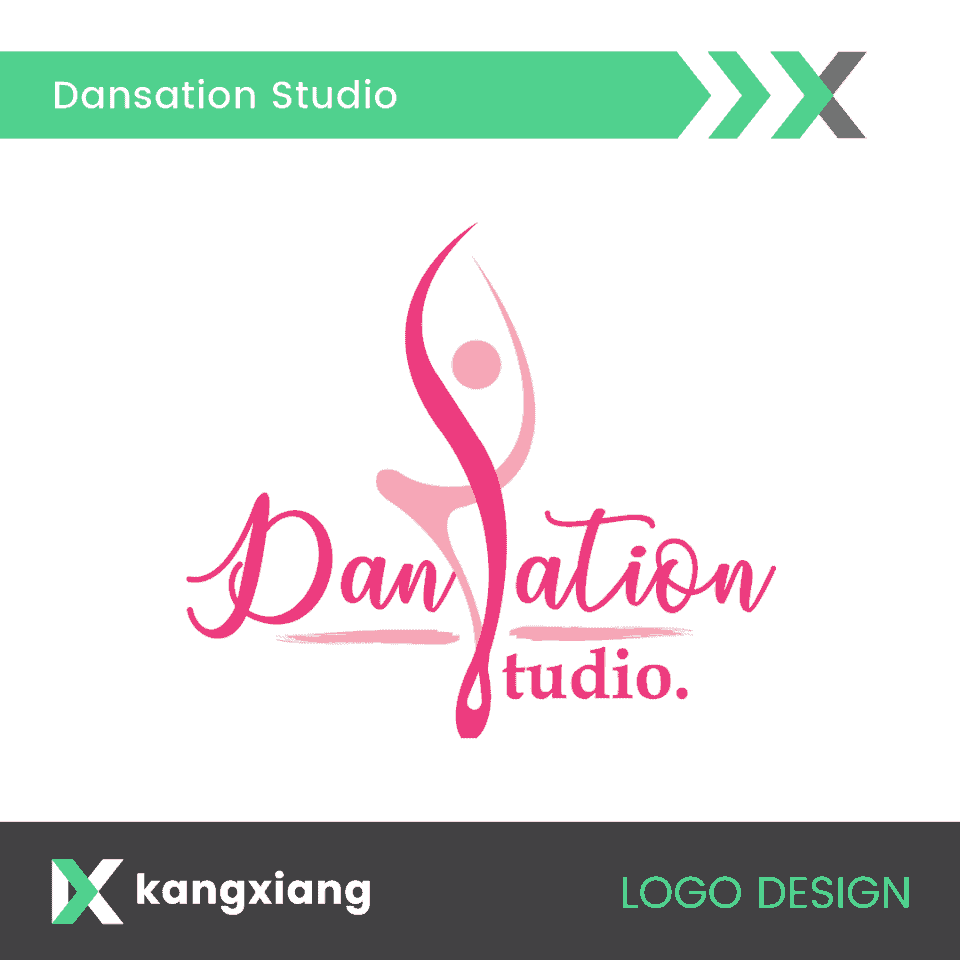dansation studio logo