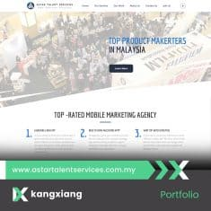 astar talent services portfolio