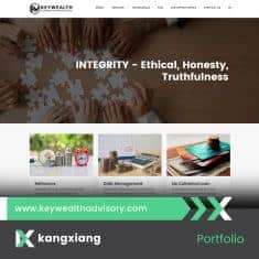 keywealth website 2020