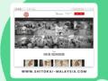 shitokai malaysia website design