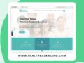health balancing website project