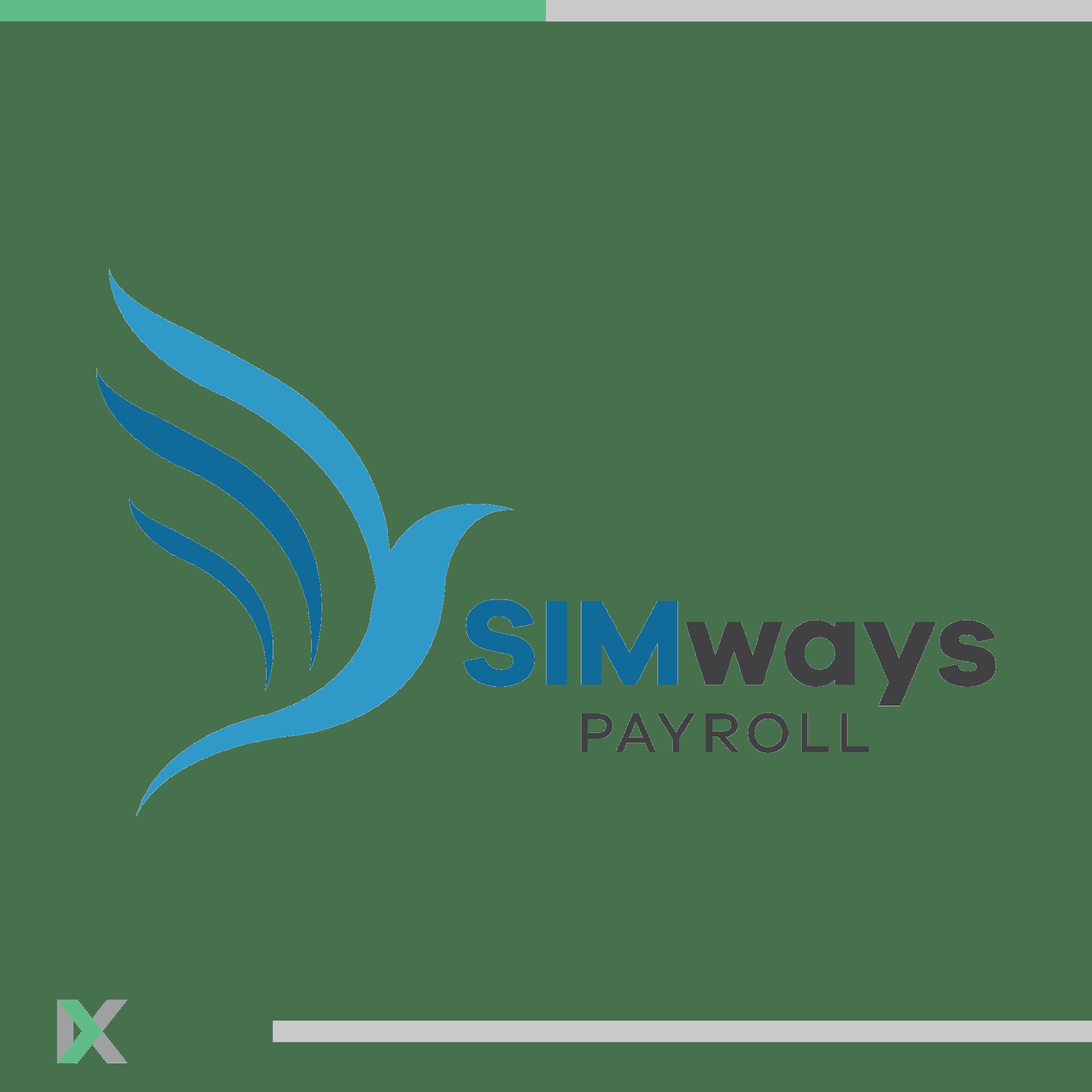 simways payroll logo